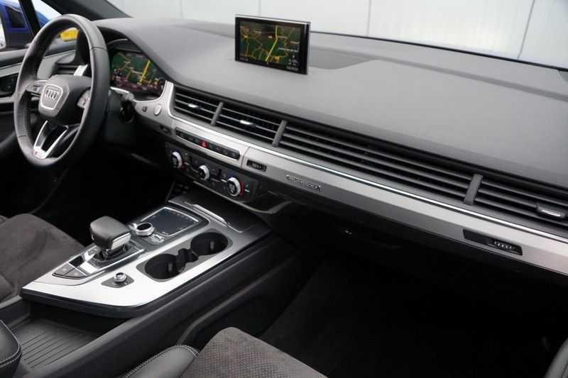 Audi Q7 3.0 TDI quattro Pro Line S S-Line / Head-Up / ACC / Side & Lane Assist / Sepang / 45dkm NAP! afbeelding 12