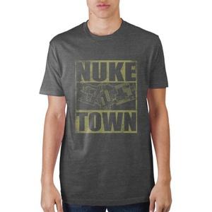 Call Of Duty Franchise Nuke T-Shirt