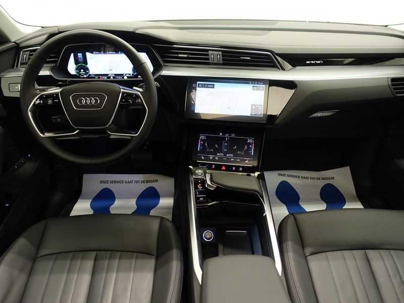 Audi e-tron e-tron 50 quattro Launch Edition plus [4% bijtelling] Full options, direct leverbaar afbeelding 11