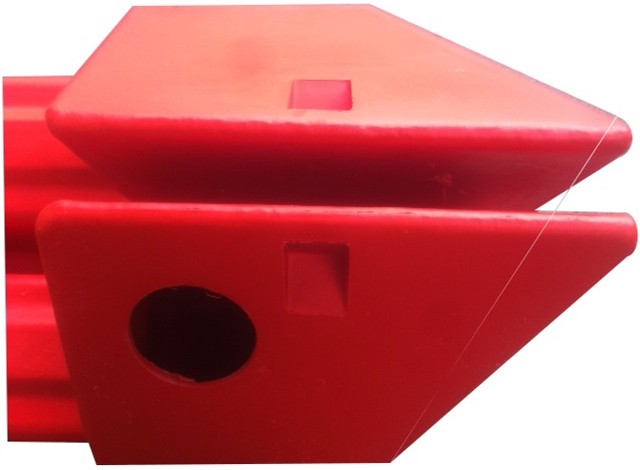Slot Block fill Hole