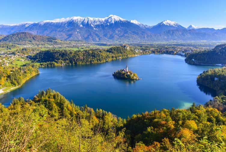 Venice to Lake Bled
