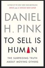 Related book To Sell Is Human: The Surprising Truth About Moving Others Cover
