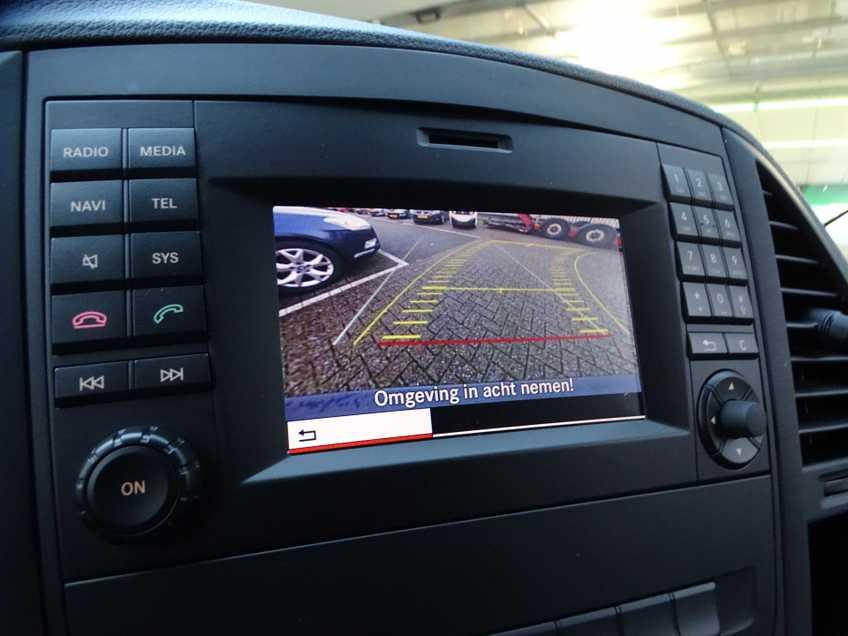 Mercedes-Benz eVito eVito Lang Edition MARGE Navigatie Camera Airconditioning afbeelding 7