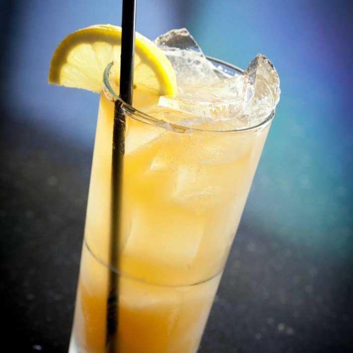 Texas Rattlesnake Cocktail