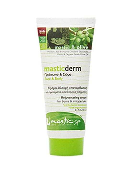 Masticderm cream with mastic and olive oil – 100ml