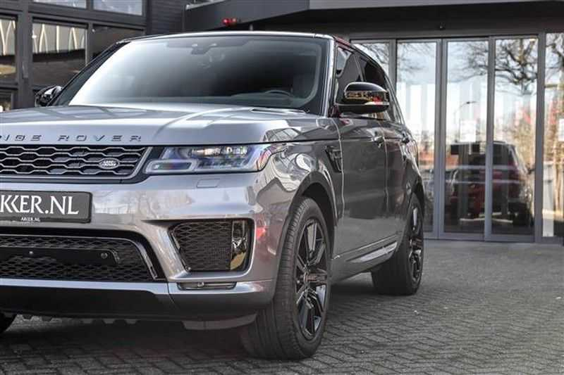 Land Rover Range Rover Sport P400e HSE DYNAMIC PANO.DAK+ST.KOELING+21INCH afbeelding 11