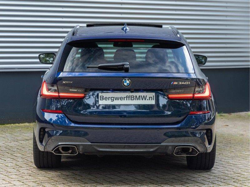 BMW 3 Serie Touring M340i xDrive Individual - Head-up - ACC - Harman Kardon - Panorama afbeelding 6