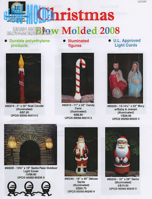 Drainage Industries Christmas 2008 Catalog.pdf preview