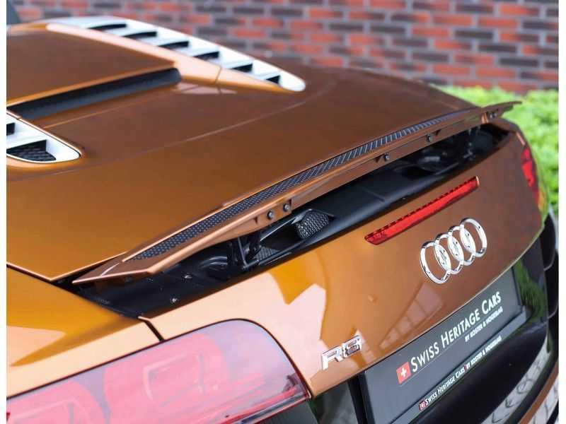 Audi R8 Spyder 5.2 V10 FSI *Magnetic Ride*B&O*Camera* afbeelding 13