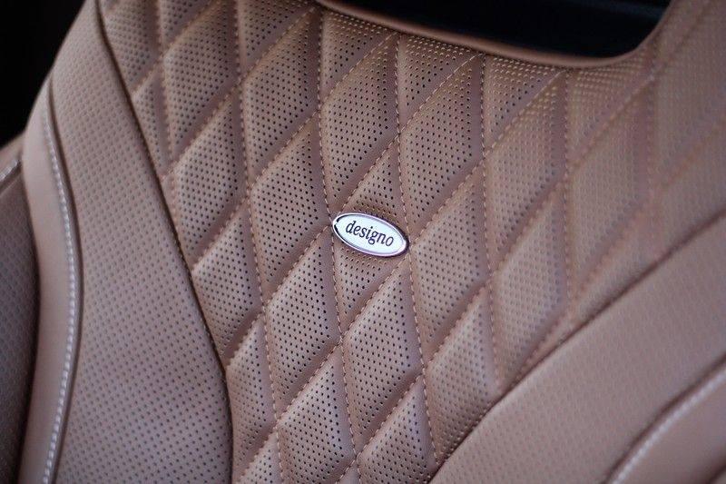 Mercedes-Benz S-Klasse Cabrio 560 Premium Plus AMG-pakket, Burmester, 360 camera, Alcantara hemel, Stoelkoeling afbeelding 16