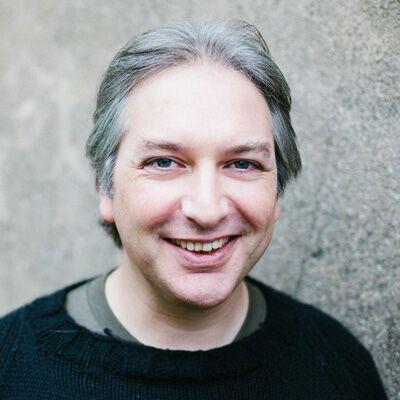 Jeremy Keith's portrait