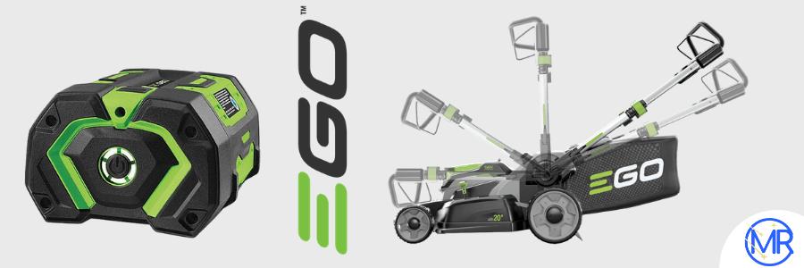 EGO Electric Mower Image
