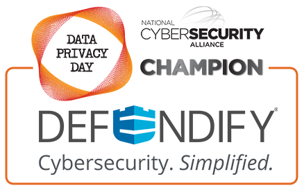 Defendify is a National Cyber Security Alliance Data Privacy Day Champion