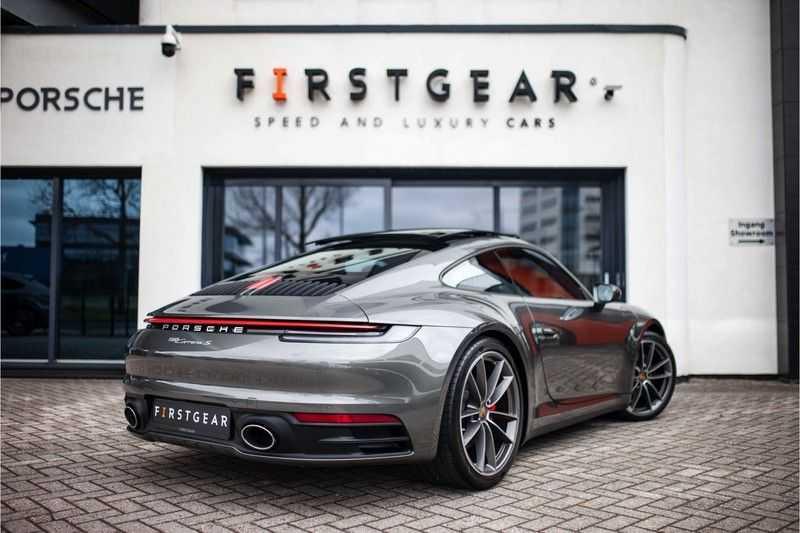 Porsche 911 992 3.0 Carrera S *PASM / Sport Chrono / Sportuitlaat / ACC / Sportstoelen Plus* afbeelding 2