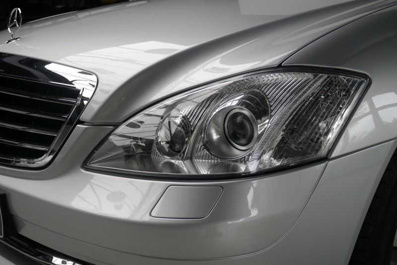 Mercedes-Benz S-Klasse 600 GUARD VR7 afbeelding 23