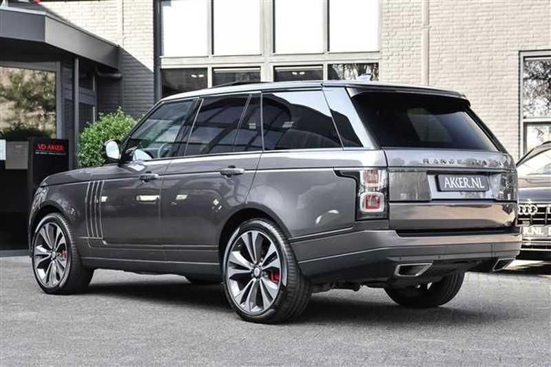 Land Rover Range Rover SVAUTOBIOGRAPHY DYNAMIC 565 PK NWPR.271K afbeelding 16