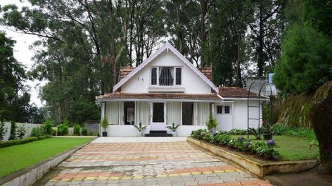 Quail Hill Villa - Old English cottage for Sale in Coonoor   Nilgiris - House for sale in Quail Hill,coonoor