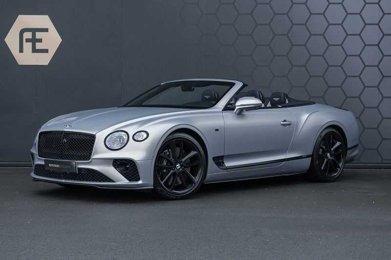 Bentley Continental GTC 6.0 W12 First Edition + Full Carbon Exterior Pack + Black Line Specification +  Naim Audio + Mulliner + Centenary Edition afbeelding 1