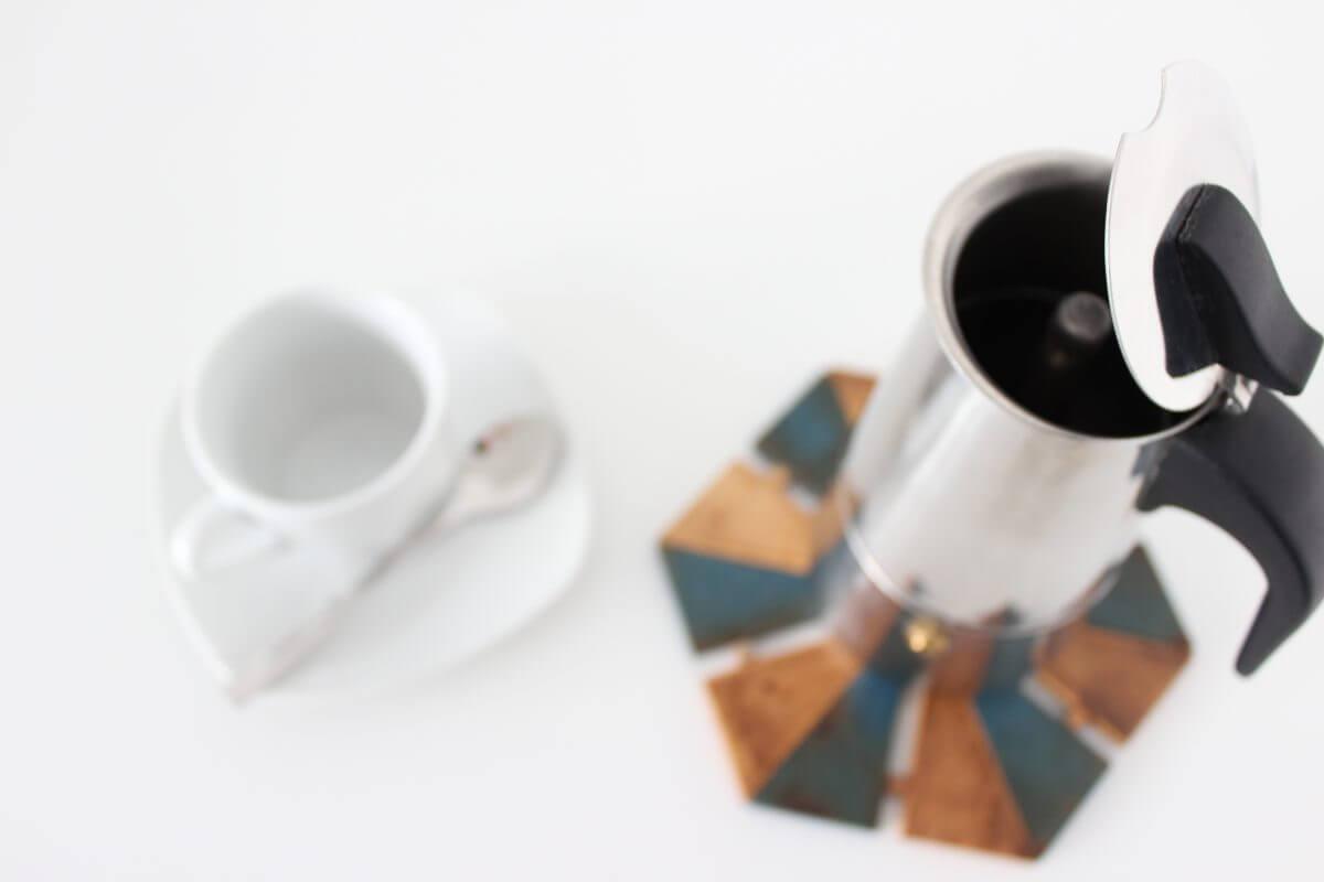 Fertiger Espresso