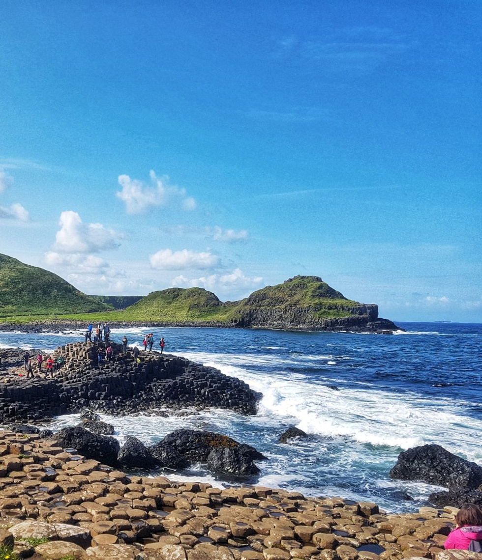 Visit the Giant's Causeway with Chauffeur Me.