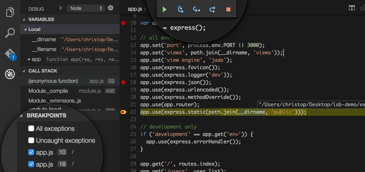 Debugging website code with css
