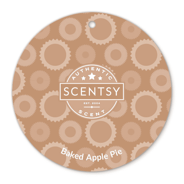 Baked Apple Pie Scent Circle
