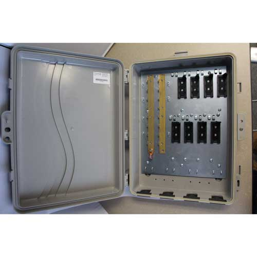 16-Port G.fast DPU Support Enclosure with Primary Protection product image 2