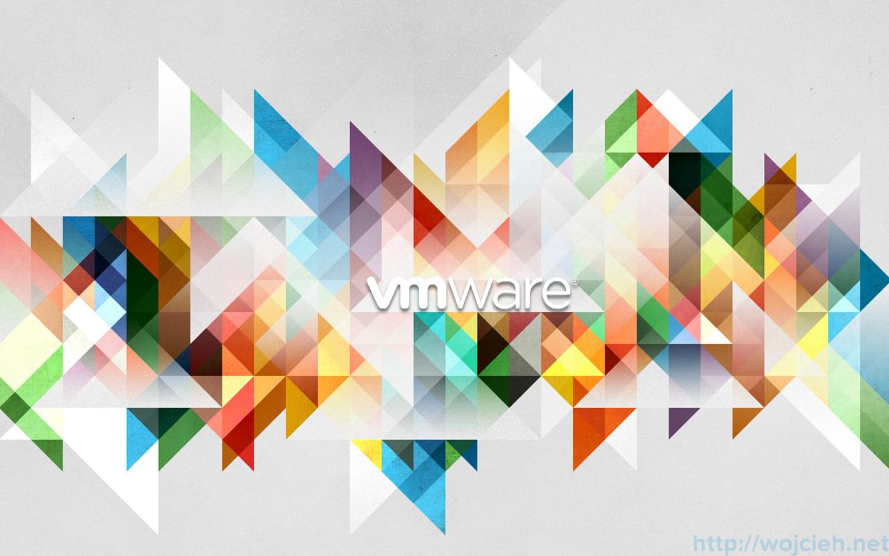 VMware Wallpaper - 1