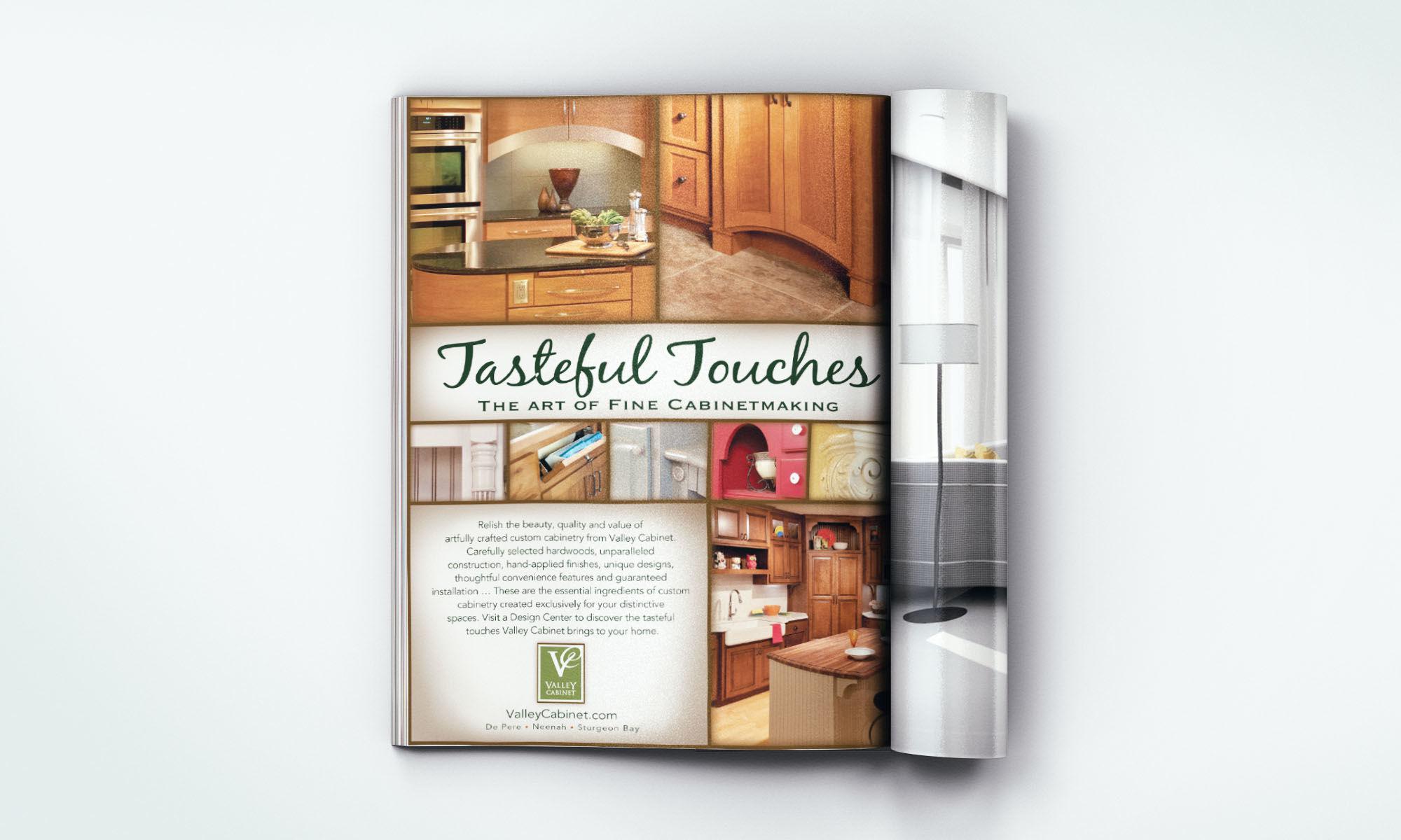 Valley Cabinet Magazine Ad 1
