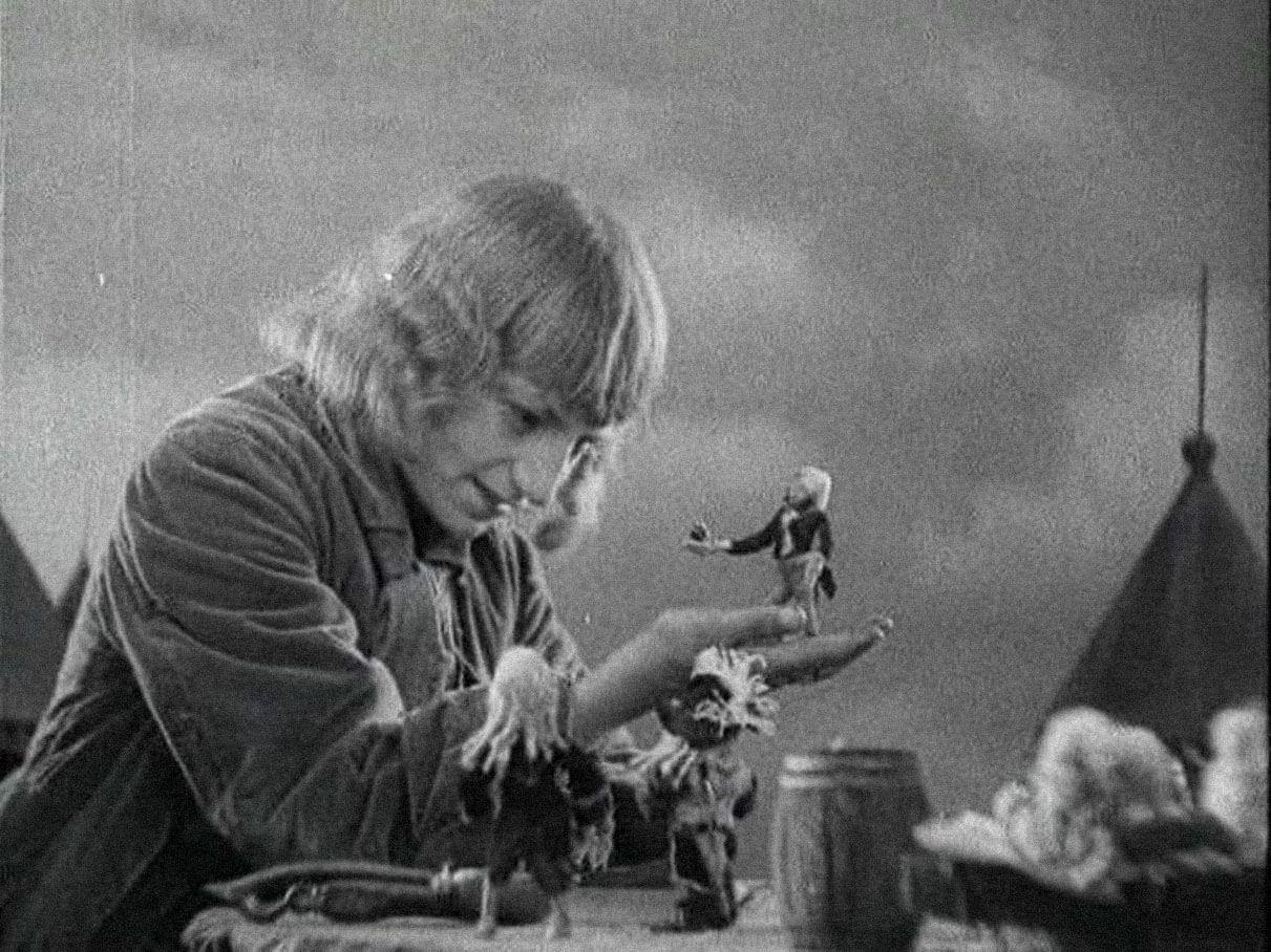 Кадр из фильма «Новый Гулливер». Режиссер Александр Птушко, 1935 год / www.kinopoisk.ru