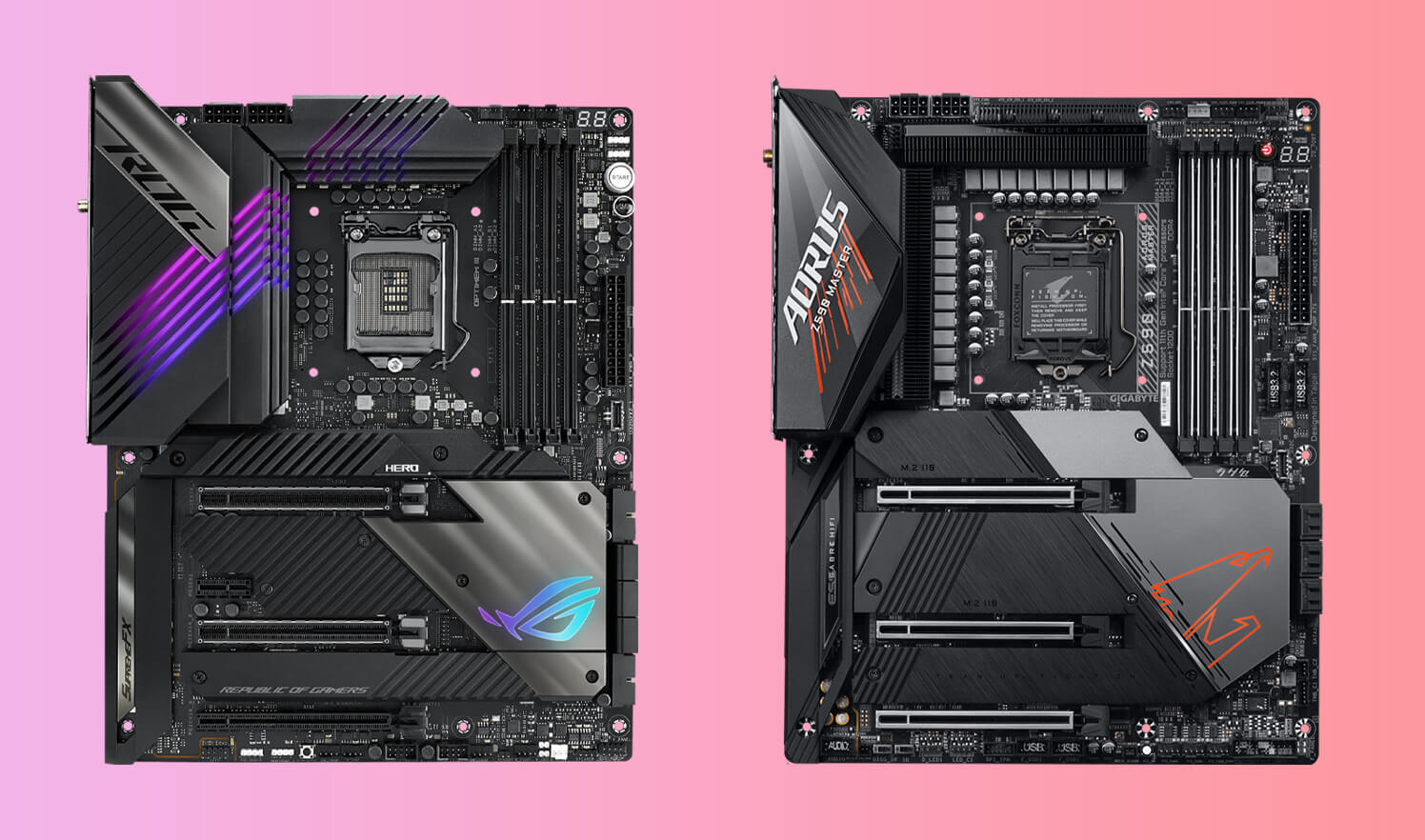 Best Motherboards for i7-11700K
