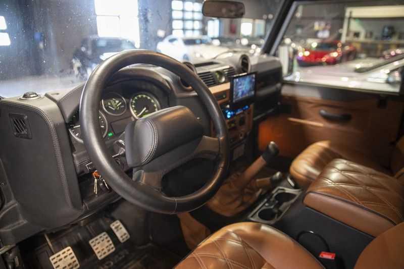 Land Rover Defender 2.4 TD 110 SW SE 7-zits Extreem compleet! afbeelding 3