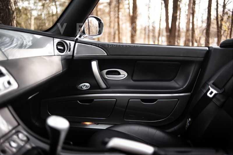 BMW Z8 5.0 // Hardtop // Titansilber afbeelding 24