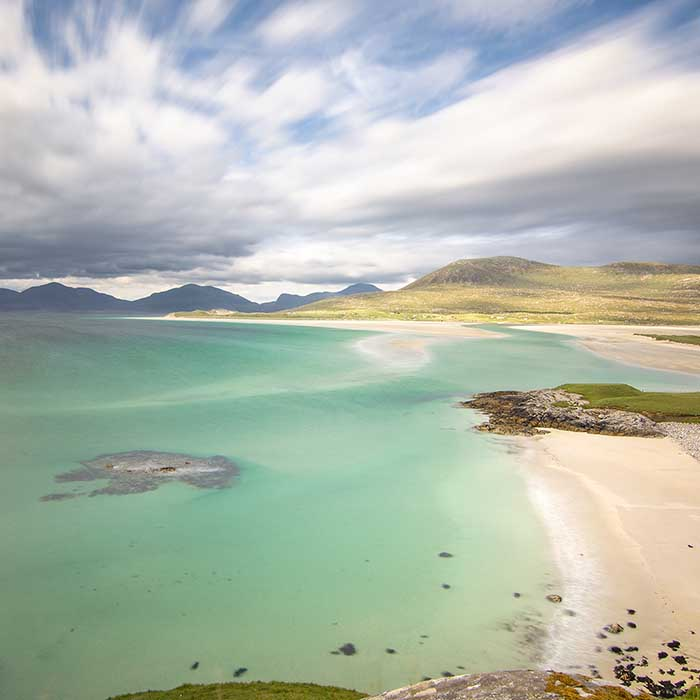 Seilebost Beach, Isle of Harris, Scotland