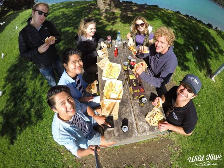Our *BRAND NEW* Auckland Adventurer Tour