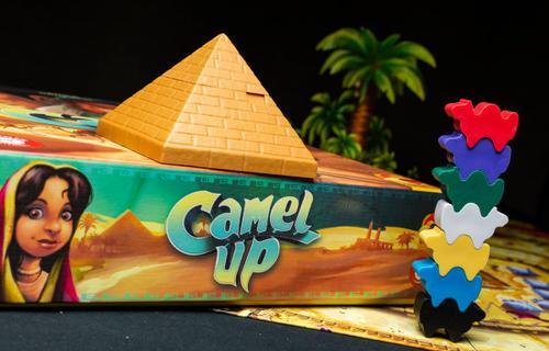 Camel Up - egy népszerű családi társasjáték
