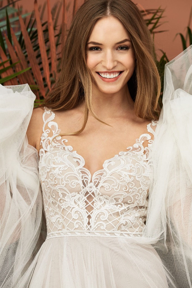 Wtoo by Watters Huxley wedding dress