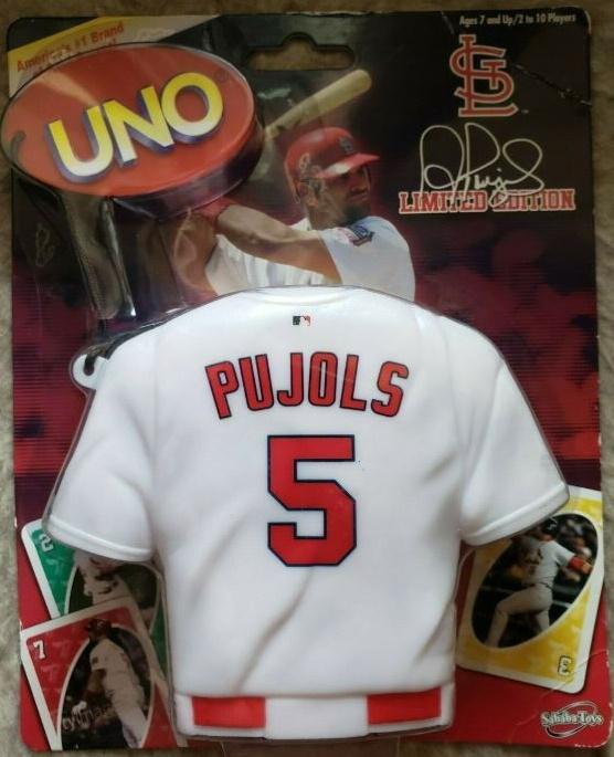 St. Louis Cardinals Uno: Albert Pujols