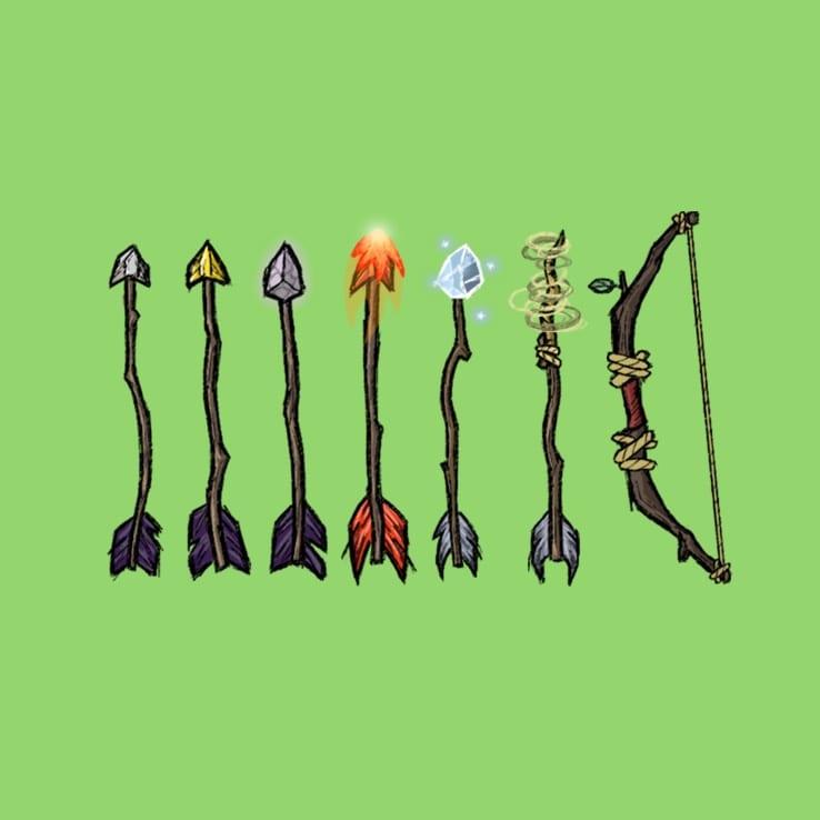 DST Arrow mod