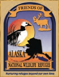Flyer for Friends of Alaska National Wildlife Refuges