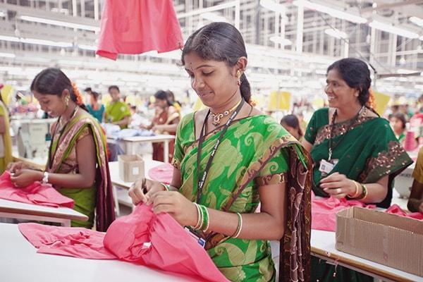 garment manufacturing workforce