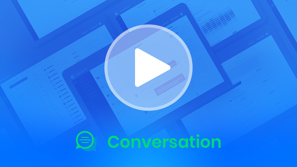 Manage all your customer conversations in one place