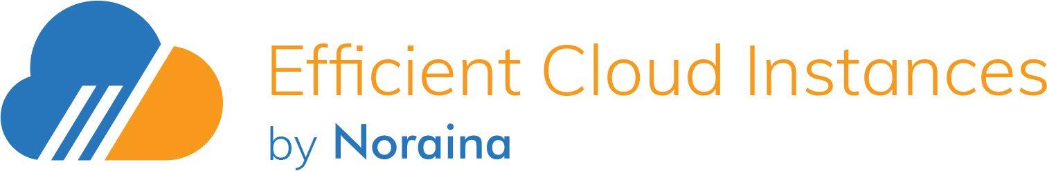 Efficient Cloud Instances by Noraina
