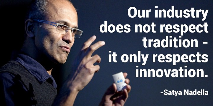 satya nadella everyone hates a redesign mike zetlow