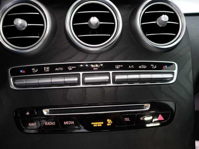 Mercedes-Benz GLC 250D 4MATIC Prestige AMG Ed Aut- Pano, Burmester, Leer, Camera, Full! afbeelding 14