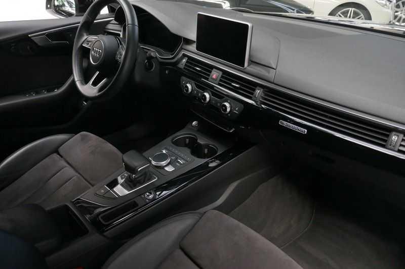 Audi A5 Sportback 2.0 TFSI MHEV quattro 252PK - Virtual Cockpit afbeelding 18