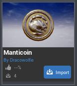 Manticoin