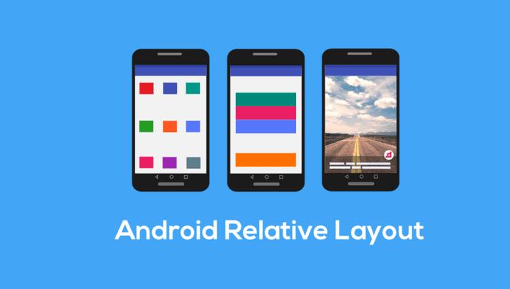 Android Design - Relative Layout คืออะไร ? + อธิบายพร้อมภาพปลากรอบ