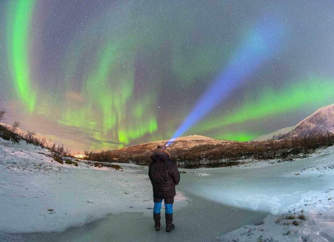 Interview with a Photographer Geir Lia Hammer| Aurora in Tromso's cover picture