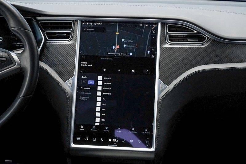 """Tesla Model X 100D Excl. BTW Luchtvering, Autopilot Leer 4% bijt. 22"""" afbeelding 18"""